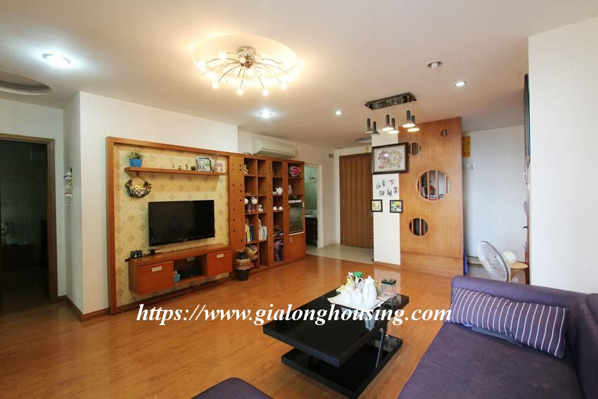 Nice apartment in GP 170 La Thanh for rent 2