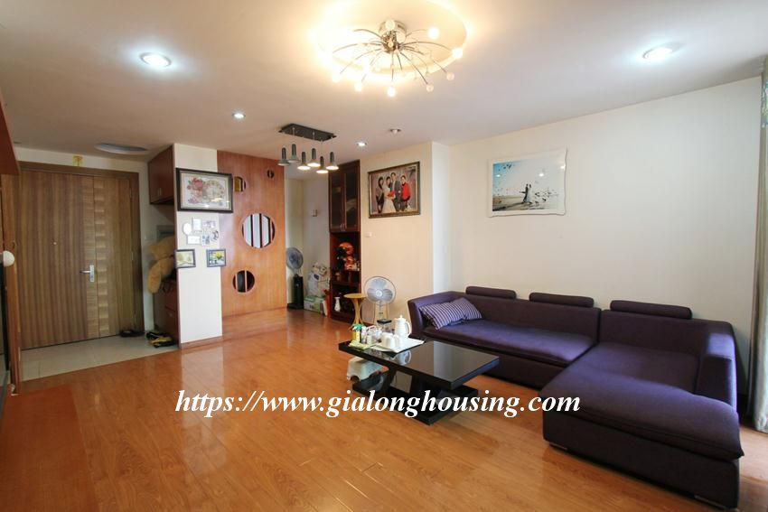 Nice apartment in GP 170 La Thanh for rent 3