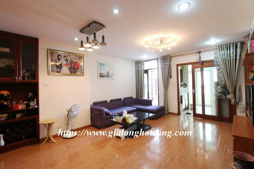 Nice apartment in GP 170 La Thanh for rent 4