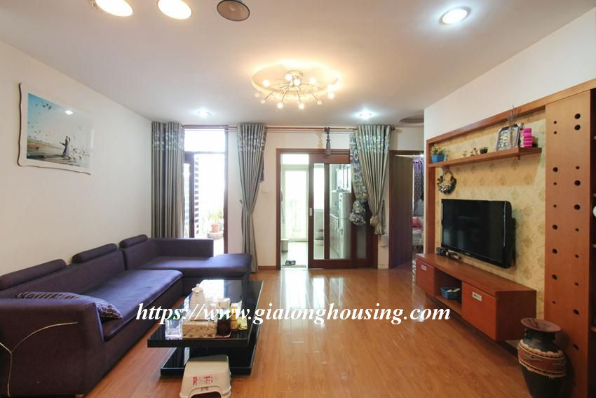 Nice apartment in GP 170 La Thanh for rent 5