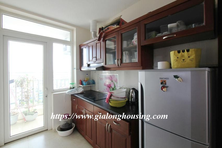 Nice apartment in GP 170 La Thanh for rent 8