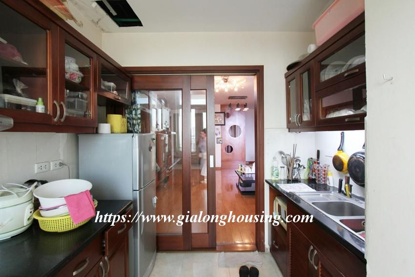 Nice apartment in GP 170 La Thanh for rent 9