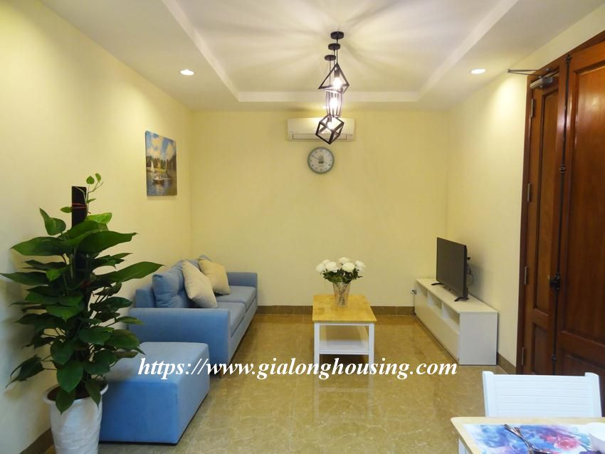 Brand new one bedroom apartment in Giang Vo for rent 1