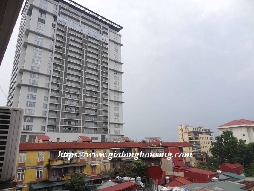 Brand new one bedroom apartment in Giang Vo for rent 12