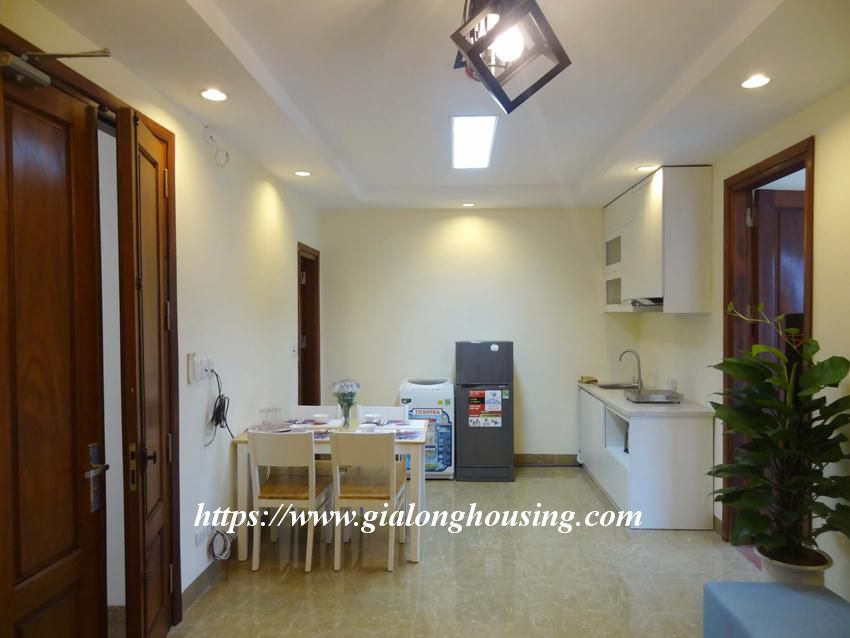 Brand new one bedroom apartment in Giang Vo for rent 2