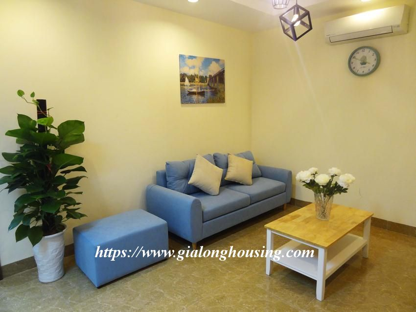 Brand new one bedroom apartment in Giang Vo for rent 3
