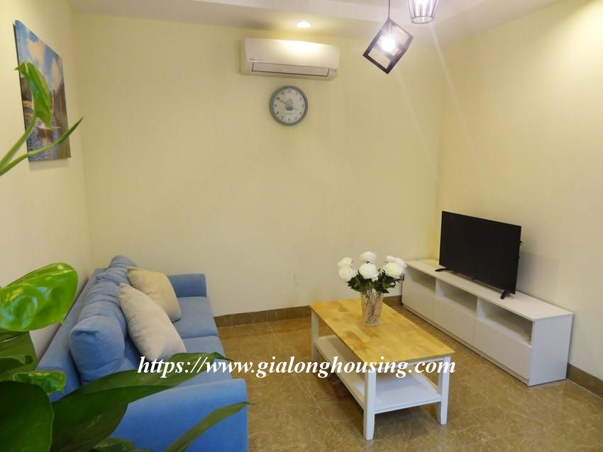 Brand new one bedroom apartment in Giang Vo for rent 4