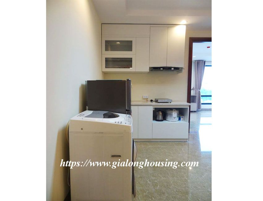 Brand new one bedroom apartment in Giang Vo for rent 6