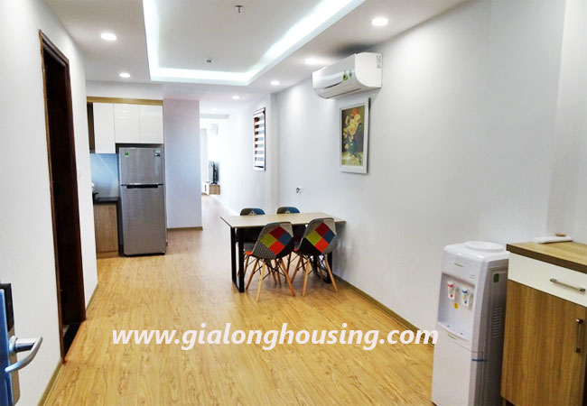 02 bedroom apartment for rent in Yen Phu village,large balcony 1