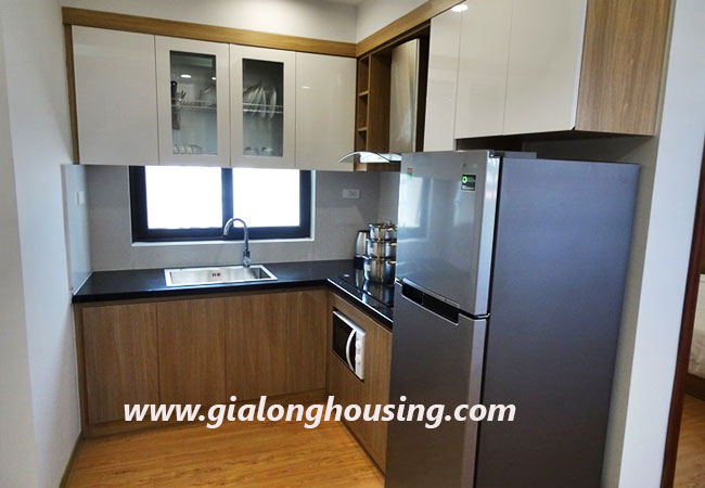 02 bedroom apartment for rent in Yen Phu village,large balcony 2