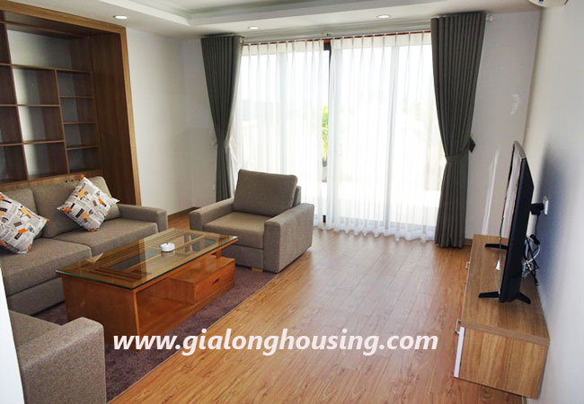 02 bedroom apartment for rent in Yen Phu village,large balcony 3