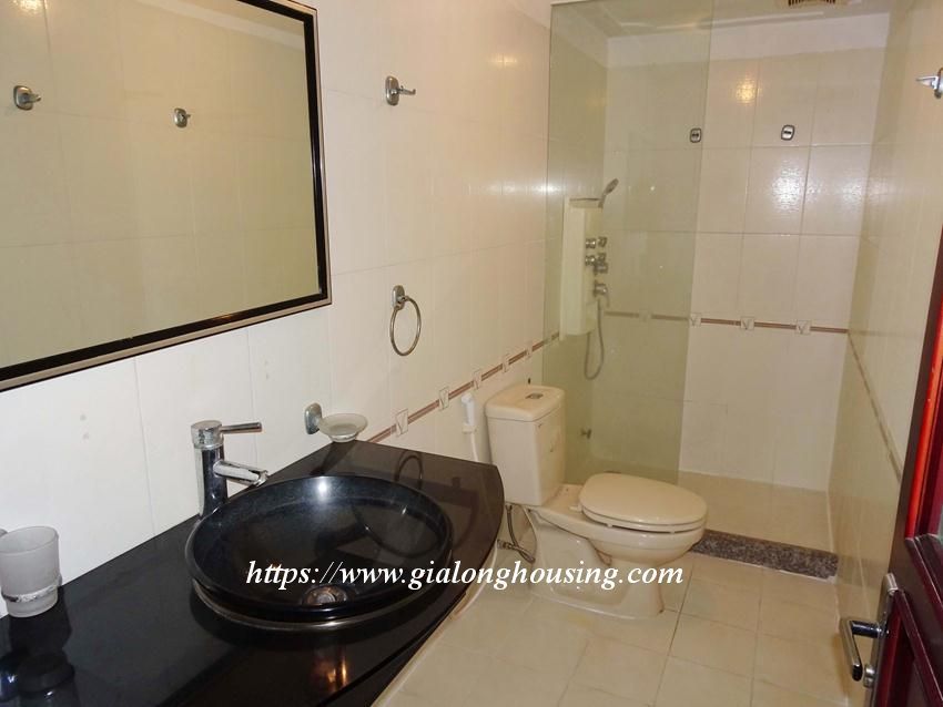 House in Doi Can for rent with 3 bedrooms 14