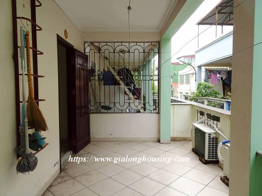House in Doi Can for rent with 3 bedrooms 20
