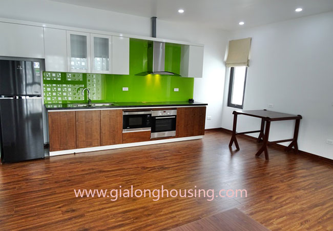 Brand new apartment for rent in Tay Ho district,big balcony 2