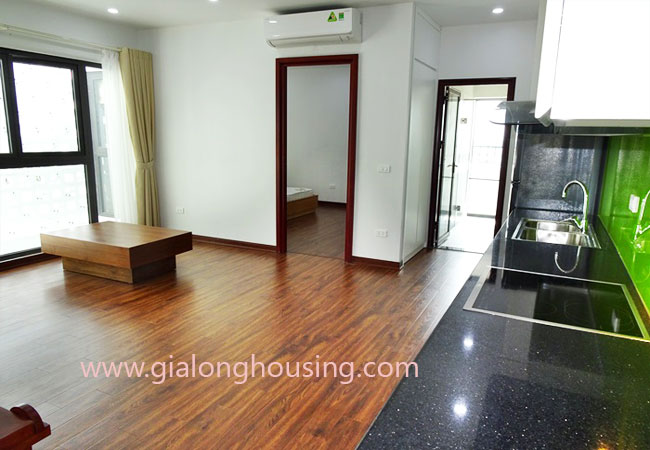 Brand new apartment for rent in Tay Ho district,big balcony 3