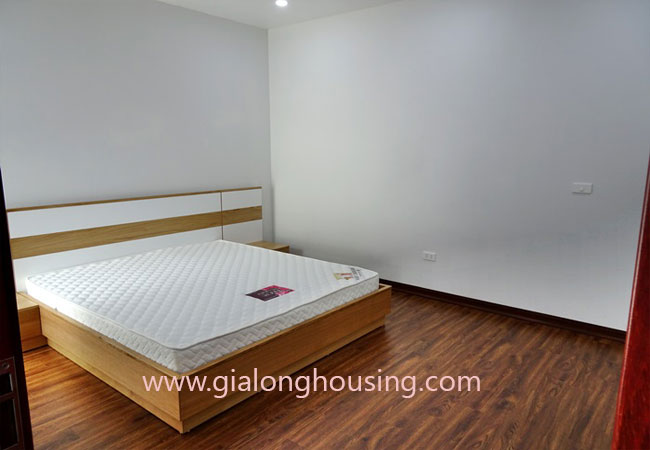 Brand new apartment for rent in Tay Ho district,big balcony 5