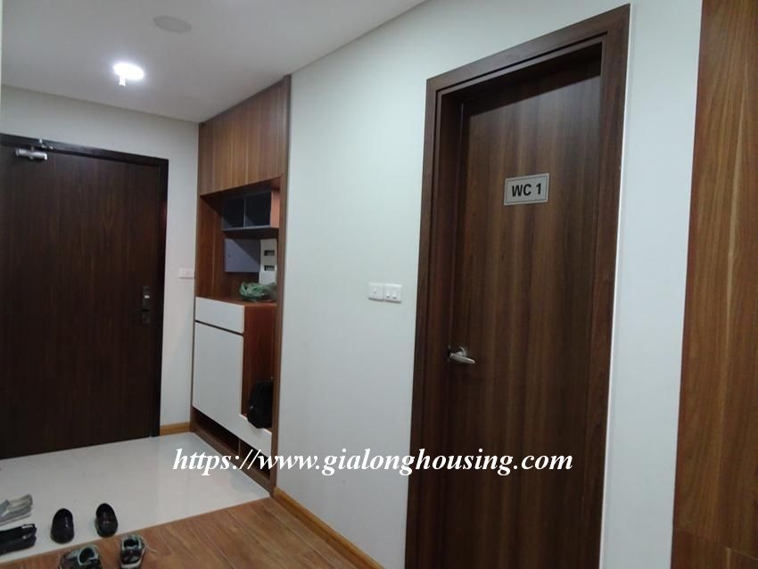 Brand new 2 bedroom apartment in Discovery Complex Cau Giay 1