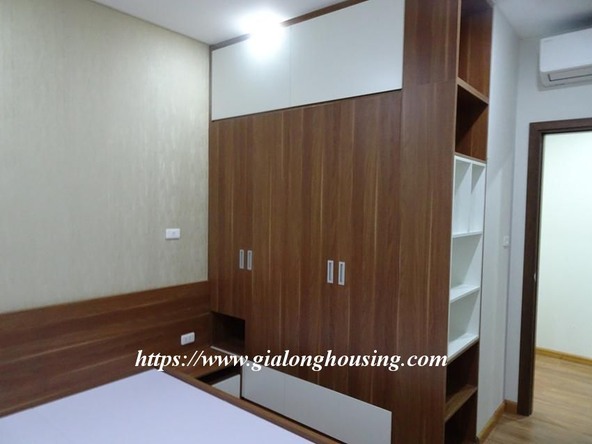 Brand new 2 bedroom apartment in Discovery Complex Cau Giay 15