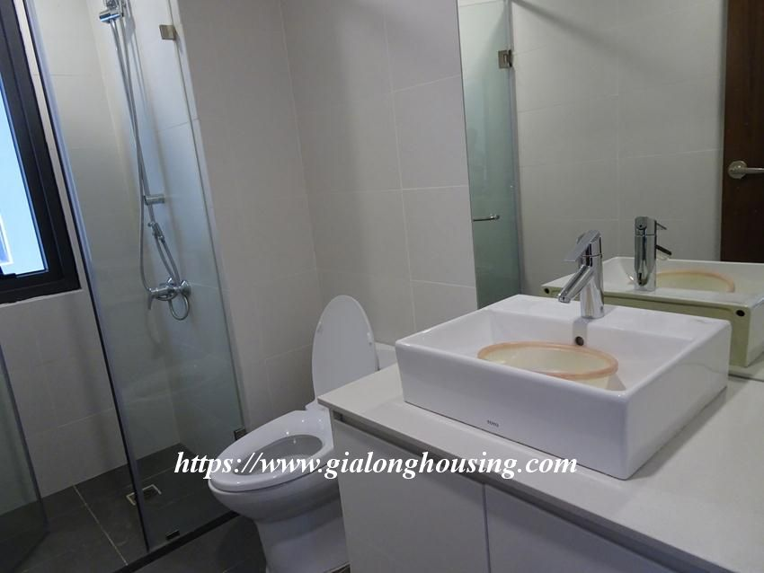 Brand new 2 bedroom apartment in Discovery Complex Cau Giay 17