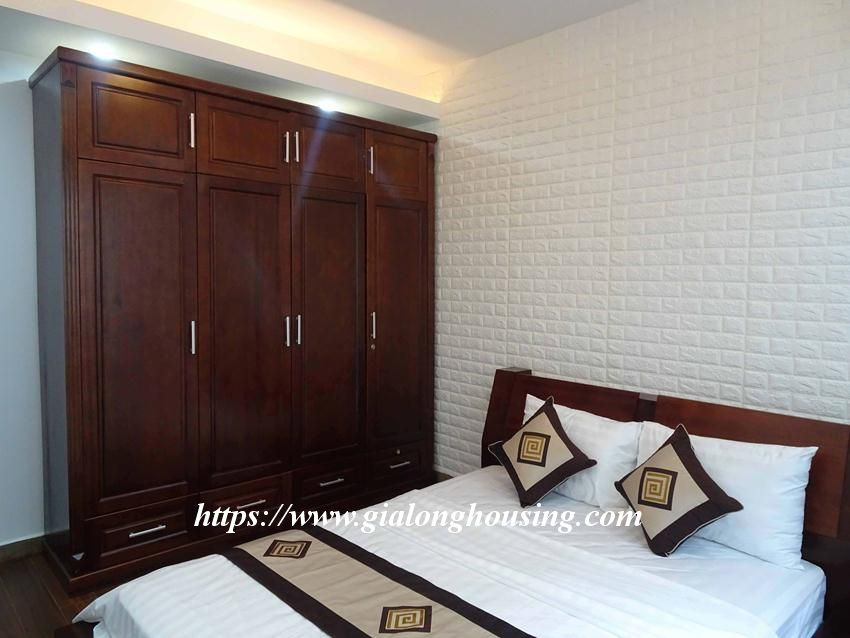 One bedroom apartment in lane 12, Dao Tan street for rent 11