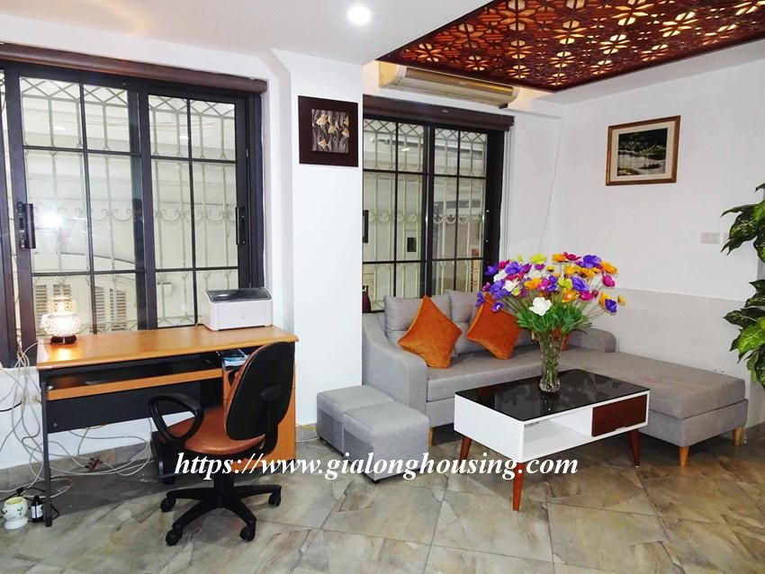 One bedroom apartment in lane 12, Dao Tan street for rent 17