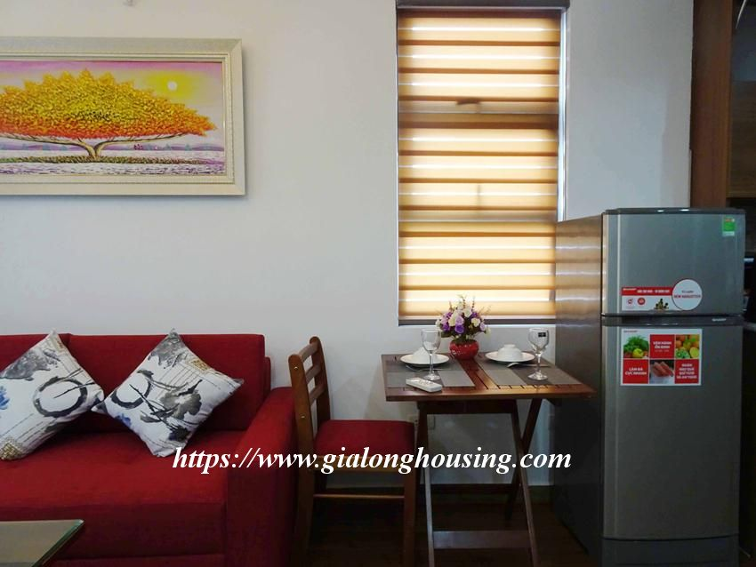One bedroom apartment in lane 12, Dao Tan street for rent 5