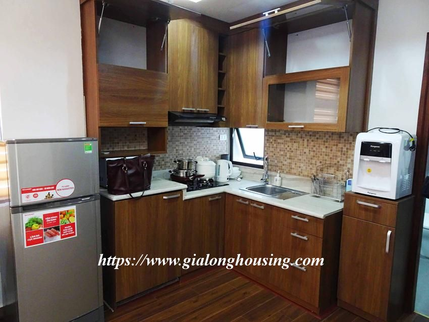One bedroom apartment in lane 12, Dao Tan street for rent 8
