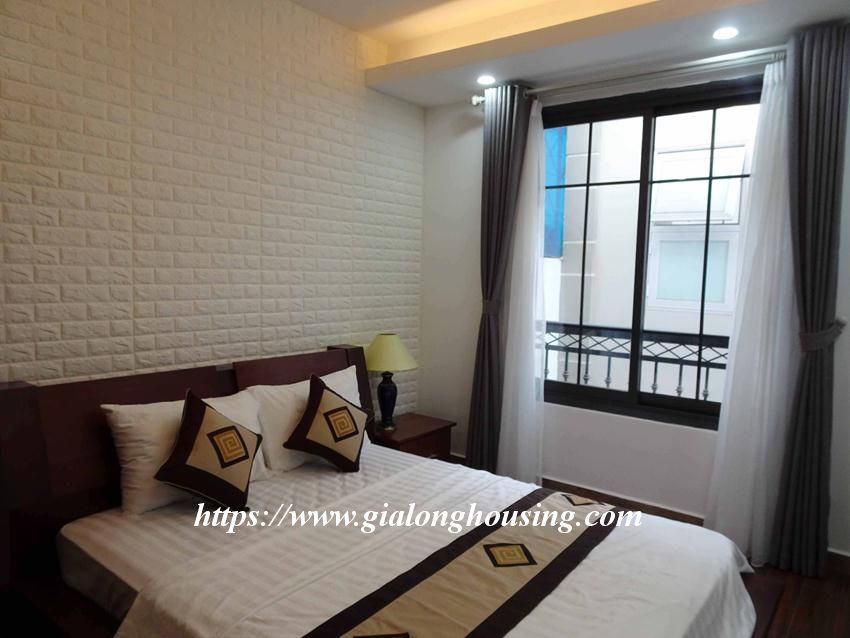 One bedroom apartment in lane 12, Dao Tan street for rent 9