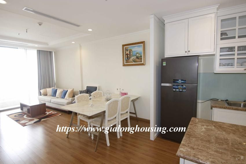 3 bedroom apartment in Vinhomes for rent 1