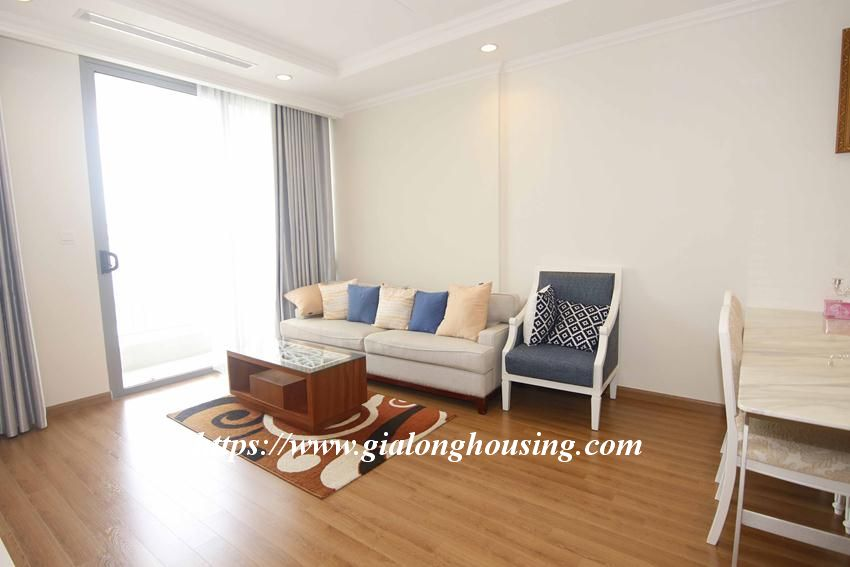 3 bedroom apartment in Vinhomes for rent 2
