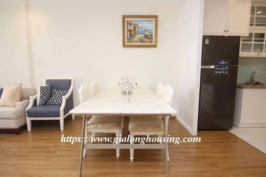 3 bedroom apartment in Vinhomes for rent 4