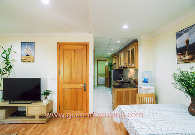 Apartment for rent in KIm Ma street, ba Dinh district 1
