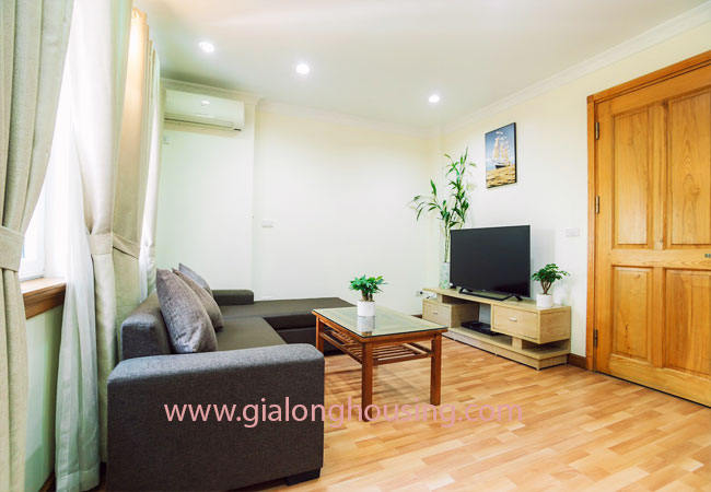 Apartment for rent in KIm Ma street, ba Dinh district 2