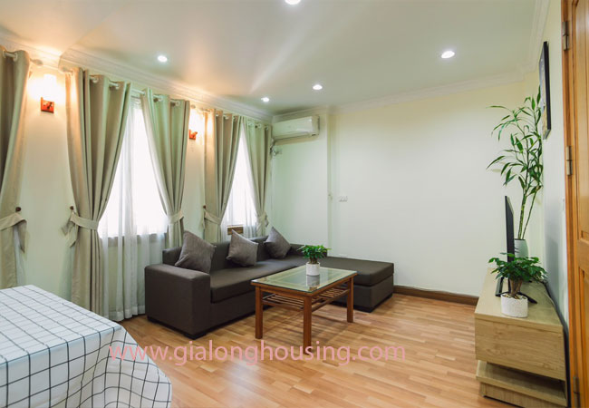 Apartment for rent in KIm Ma street, ba Dinh district 3