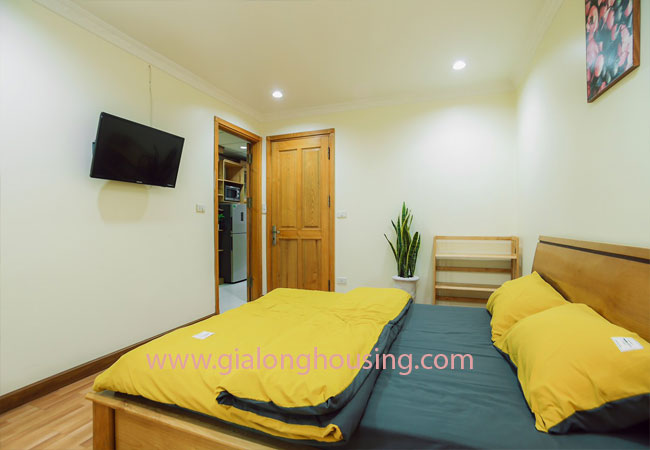 Apartment for rent in KIm Ma street, ba Dinh district 7