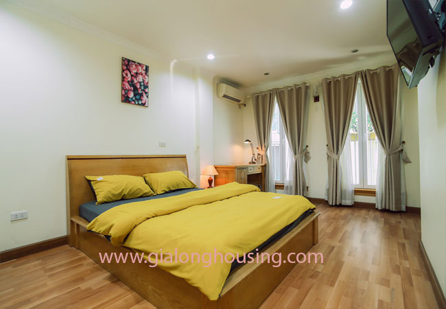 Apartment for rent in KIm Ma street, ba Dinh district 8