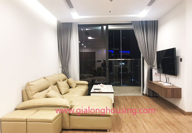 Apartment for rent in Vinhomes Metropolis, 2 bedrooms 1