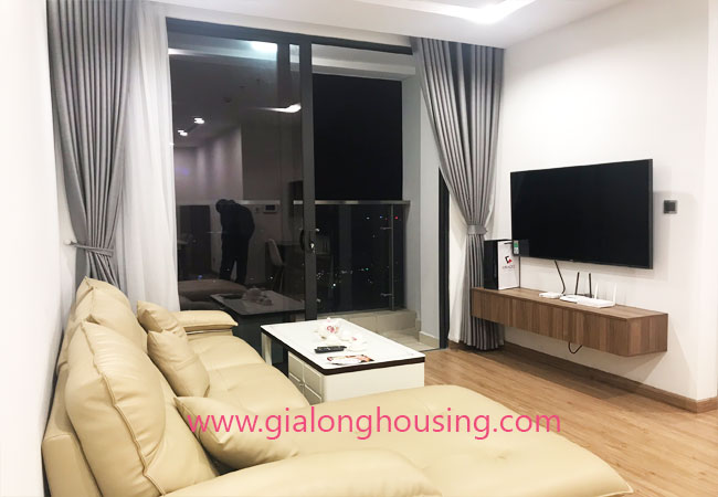 Apartment for rent in Vinhomes Metropolis, 2 bedrooms 2