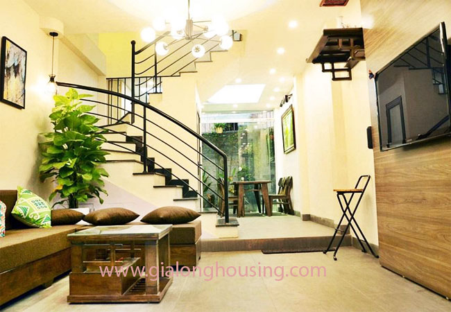 03 bedroom house for rent in Tay Ho, fully furnished 1