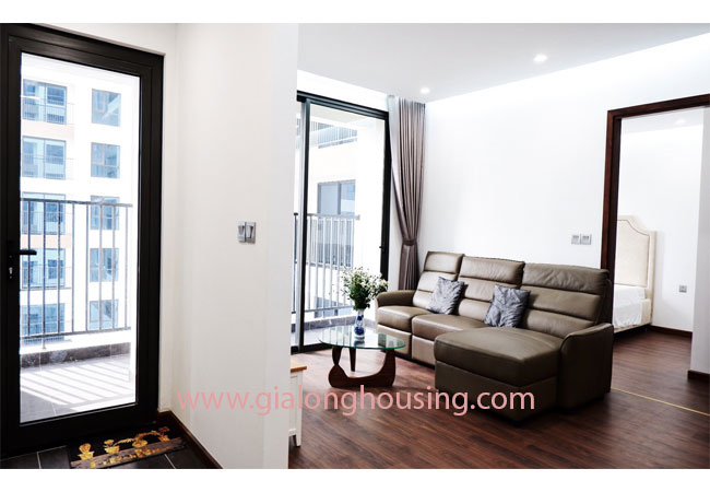 Apartment for rent in 6th Element building, Tay Ho district 1