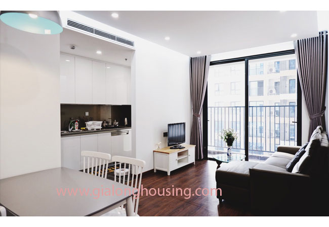 Apartment for rent in 6th Element building, Tay Ho district 2
