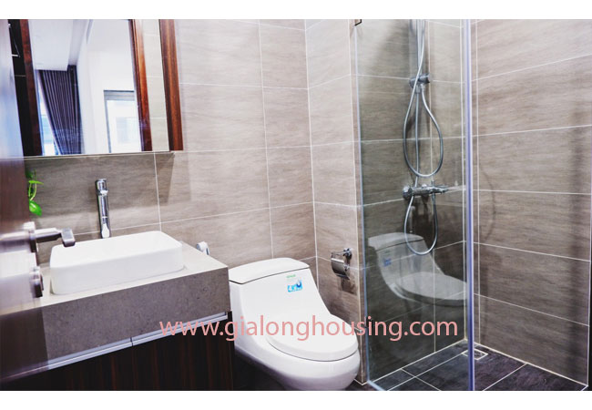 Apartment for rent in 6th Element building, Tay Ho district 4