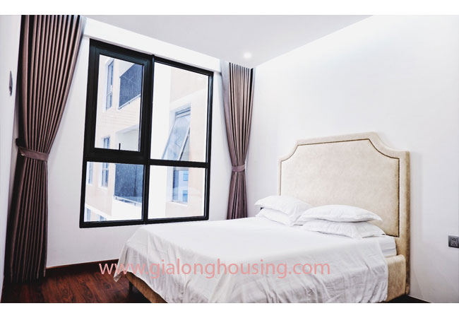 Apartment for rent in 6th Element building, Tay Ho district 5