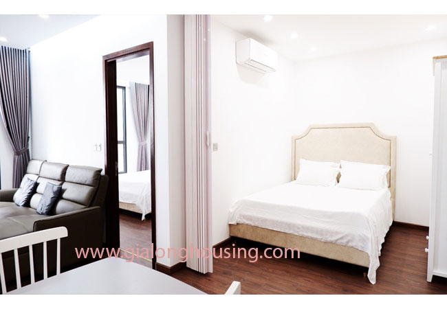 Apartment for rent in 6th Element building, Tay Ho district 6