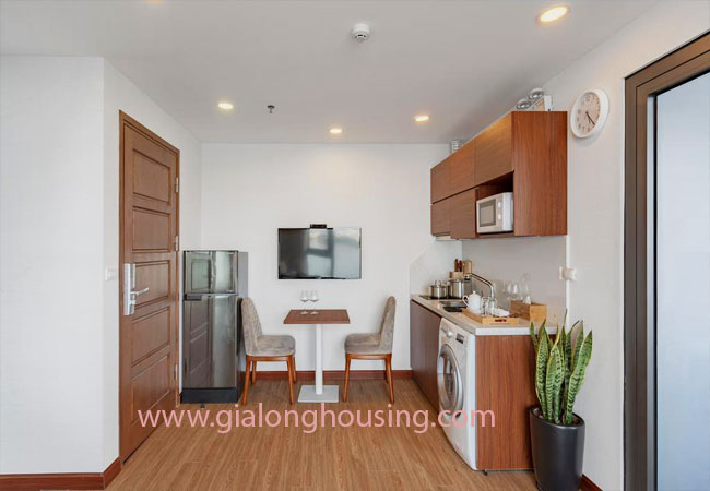 Luxury apartment for rent in Trich Sai street, Tay Ho district 2