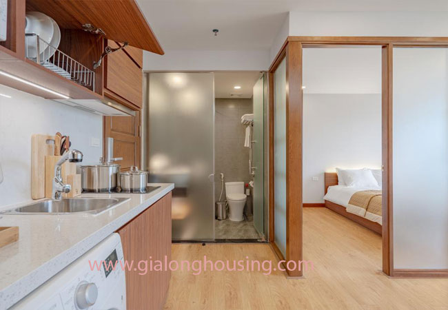 Luxury apartment for rent in Trich Sai street, Tay Ho district 4