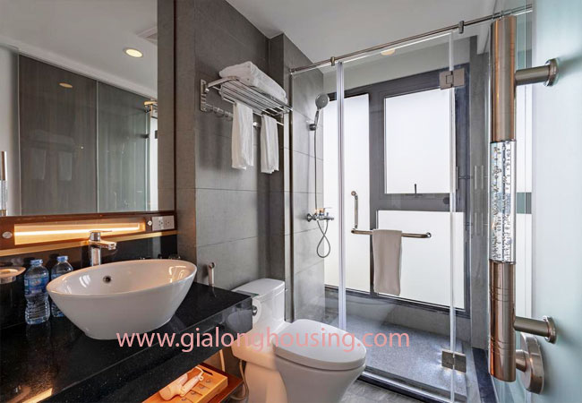 Luxury apartment for rent in Trich Sai street, Tay Ho district 5