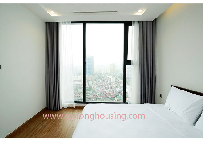 Apartment for rent in vinhomes metropolis, 03 bedrooms 10