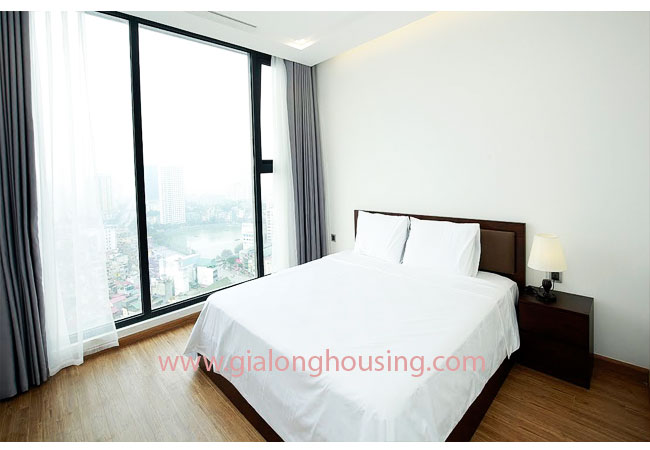 Apartment for rent in vinhomes metropolis, 03 bedrooms 8