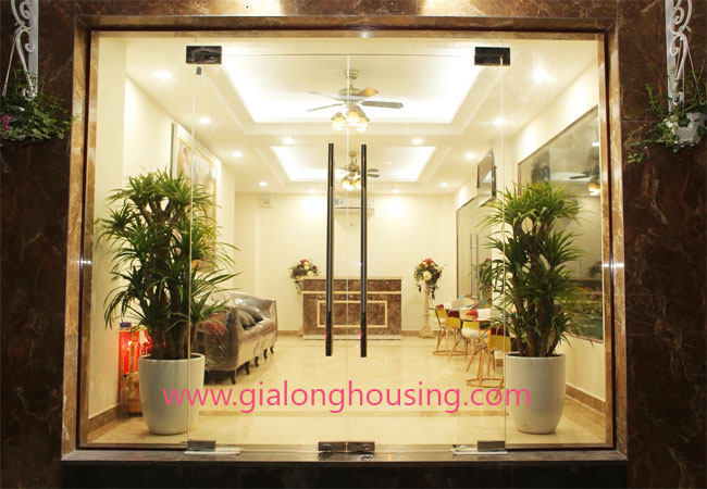 01 bedroom apartment for rent in Dao Tan street, Ba Dinh district 1